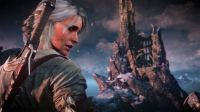 The Witcher 3 Wild Hunt - Cirilla Fiona Elen Riannon - The Ashed One