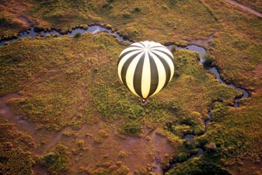 Hot Air Ballooning Serengeti