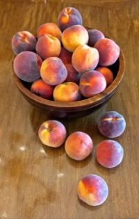 South Carolina Peaches  : )