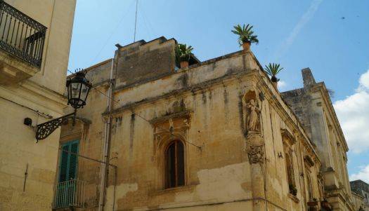 Lecce, southern Italy