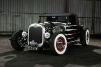 1000HP TURBO BIG-BLOCK POWERED 1929 ROADSTER