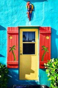 Beachy Door