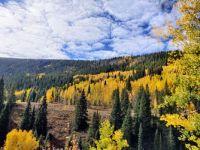 Ohio Creek Pass, Colorado