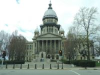 Newer Illinois State Capitol