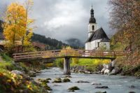Country Church in Germany