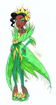 Monster High Tiana