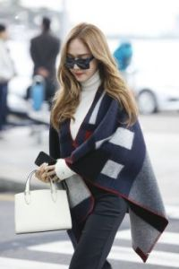Airport Style - Jessica