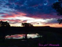 Another Gorgeous Sunrise - SK Ranch - Goatneck Texas - Texas Through the Lens - Texas_girl Photography