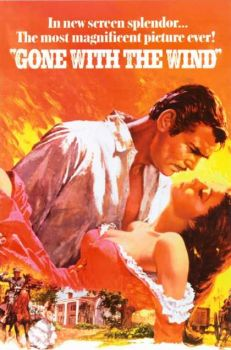 1939 Gone with the wind