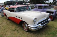 """Buick 60 """"Century"""" 2 door Riviera Hardtop - 1955"""