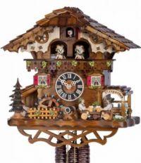 THEME: CLOCKS & TIME PIECES - CUCKOO CLOCK