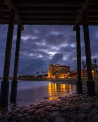 Ventura California Pier Point of View