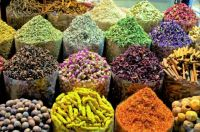 Spice shopping in Dubai