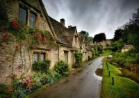Bibury, England, UK