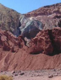 Raibow Valley - San Pedro de Atacama - Chile