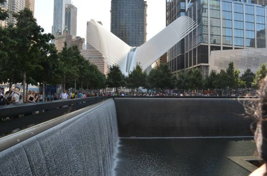 The Memorial and the Oculus NYC