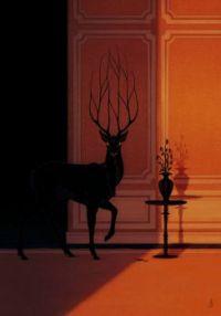 Haunted by Animals (series), Jenna Barton
