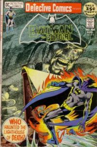 Batman And The Haunted Lighthouse