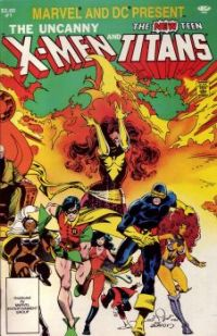 Xmen and Teen Titans