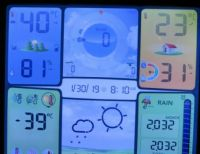 COLD - WEATHER STATION