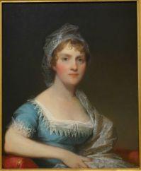 Hannah Tuckerman by Gilbert Stuart, 1814