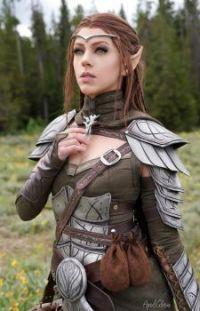 High Elf from Elder Scrolls Online, by AprilGloriaCosplay (Small)