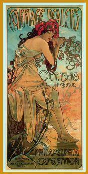 Mucha poster
