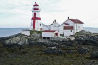 Head Harbour Light Station (East Quoddy)