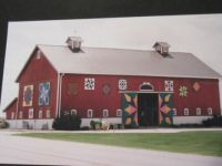 """Quilted"" Barn"