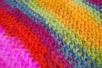 barevné pletení / colorful knitting