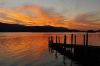 Derwent Water Jetty - Lake District - England