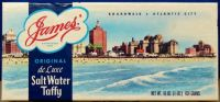 Atlantic City - Salt Water Taffy