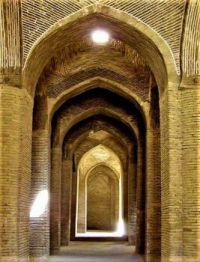Jama Mosque, Isfahan