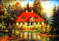 Manor House  by Stanislaw Wilk