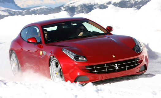 My Dream Car!  Ferrari FF