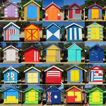 Beach Hut Village