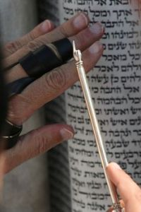 Torah and Yad
