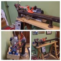 My Wood Lathe