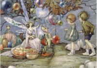 Fairy with children