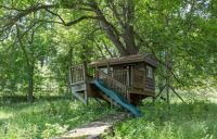 Circus House - Abandoned Tree House