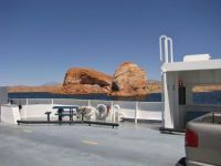 Bullfrog Basin--Blue Skies, Red Rocks And Deep Blue Water