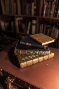 To Live Inside a Book ~ An Ode To Where I've Disappeared To Lately~