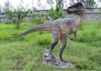 Theme: Lawn Ornaments - Jurassic-Sized Allosaurus Dinosaur