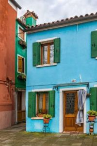 A House in Burano