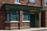 ROVERS RETURN INN - CORONATION STREET