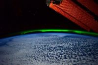 Astronaut Terry Virts' image of the Northern Lights
