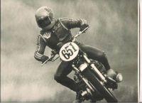 500cc Kawasaki. Sears Point 1974