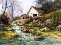 Mornin' Stroll by Michael Humphries