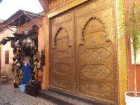 Golden Door in Marrakech, Morocco