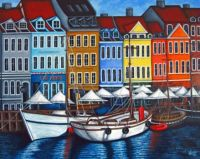Colours of Nyhavn
